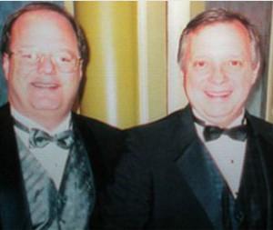 Ron & Senator Dick Durbin