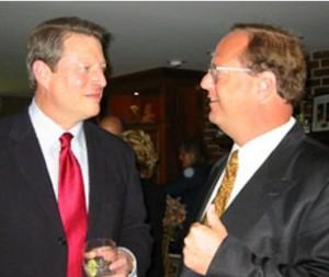 Vice President Al Gore & Ron