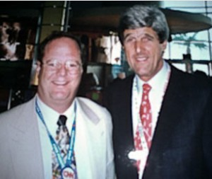 Ron & Senator John Kerry