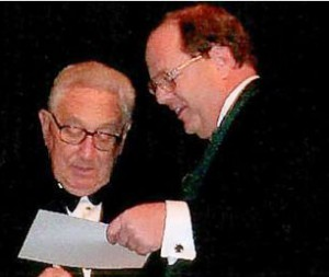 Henry Kissinger & Ron