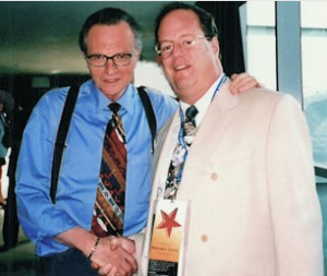 Larry King & Ron