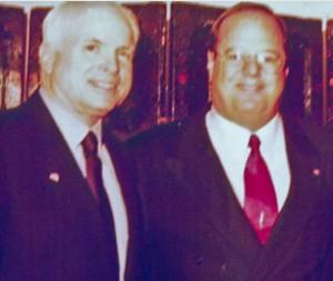 Senator John McCain & Ron