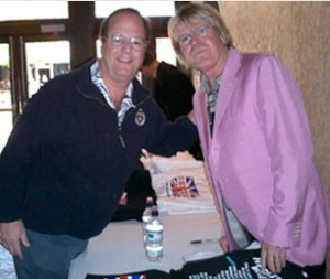 Ron & Peter Noone of Hermans Hermits