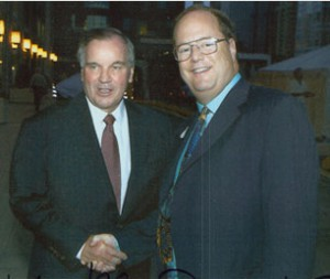 Mayor Daley & Ron