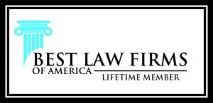 Best Law Firms of American Lifetime Member