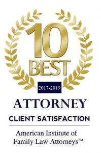 2017-2019 10 BEST American Institute of Family Law Attorneys