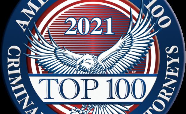 criminal defense top 100 2021